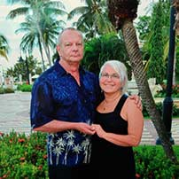 Cathy & Chris